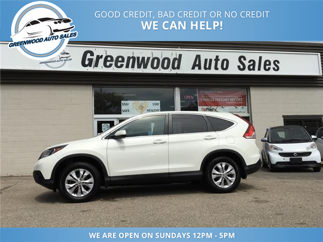2014 Honda CR-V EX (Stk: 14-21058) in Greenwood - Image 1 of 25