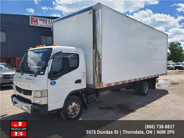 2013 Mitsubishi Fuso FE-160  (Stk: 5856) in Thordale - Image 1 of 8