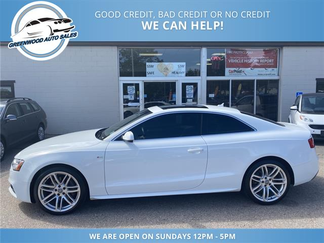 2016 Audi A5 2.0T Progressiv plus (Stk: 16-03673) in Greenwood - Image 1 of 26