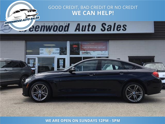 2017 BMW 430i xDrive Gran Coupe (Stk: 17-92474) in Greenwood - Image 1 of 26