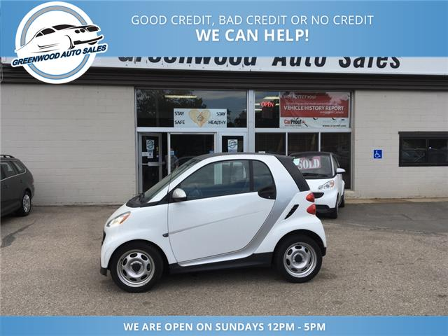 2015 Smart Fortwo Pure (Stk: 15-15412) in Greenwood - Image 1 of 18