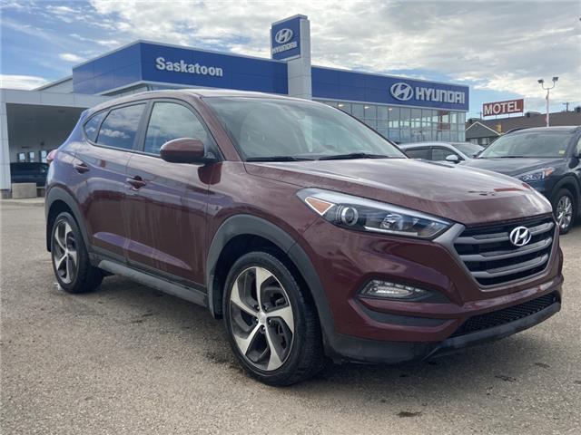 2016 Hyundai Tucson Premium (Stk: B7546A) in Saskatoon - Image 1 of 11