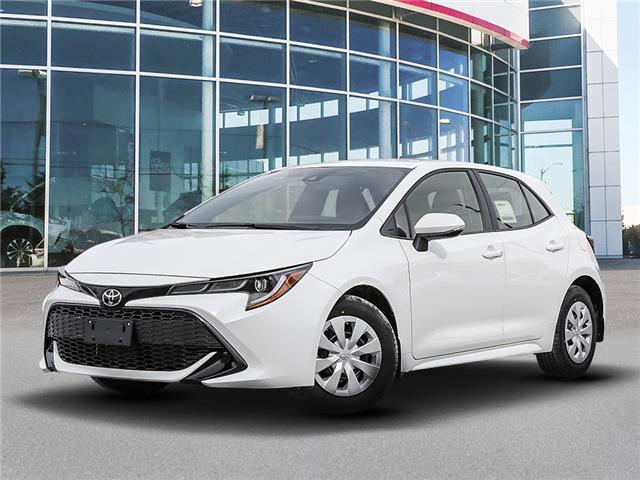 2019 Toyota Corolla Hatchback Base (Stk: 57715) in Brampton - Image 1 of 23