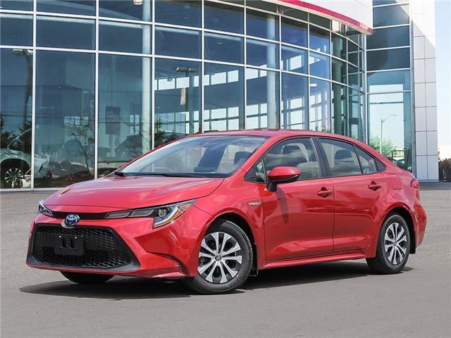 2020 Toyota Corolla Hybrid Base (Stk: 29304) in Brampton - Image 1 of 23