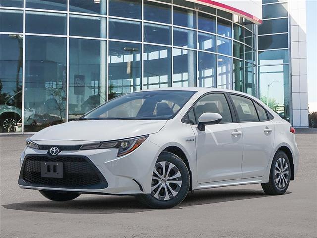 2020 Toyota Corolla Hybrid Base (Stk: 031501D) in Brampton - Image 1 of 23
