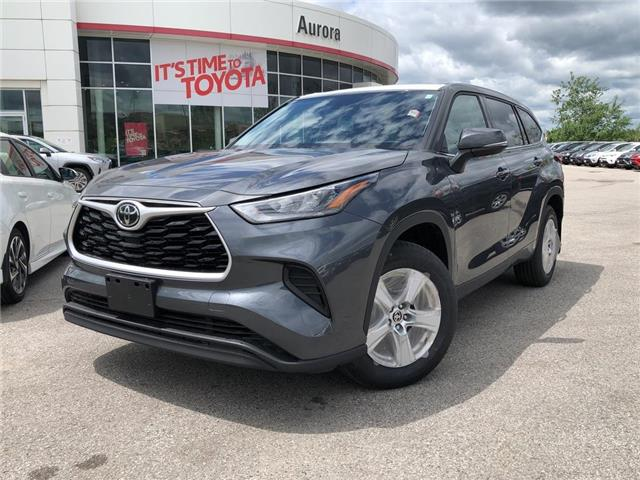 2020 Toyota Highlander LE (Stk: 31757) in Aurora - Image 1 of 15