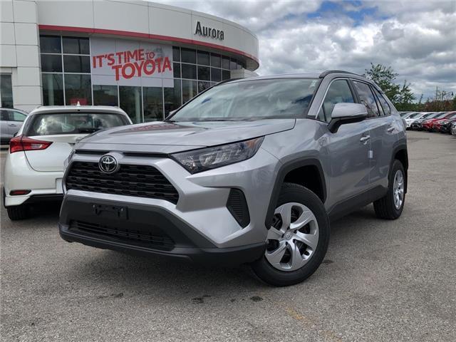 2020 Toyota RAV4 LE (Stk: 31765) in Aurora - Image 1 of 16