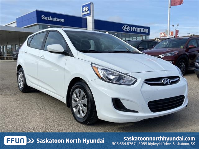 2017 Hyundai Accent LE (Stk: B7485A) in Saskatoon - Image 1 of 13