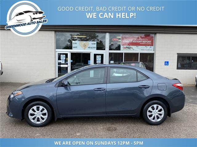 2015 Toyota Corolla LE (Stk: 15-33040) in Greenwood - Image 1 of 26
