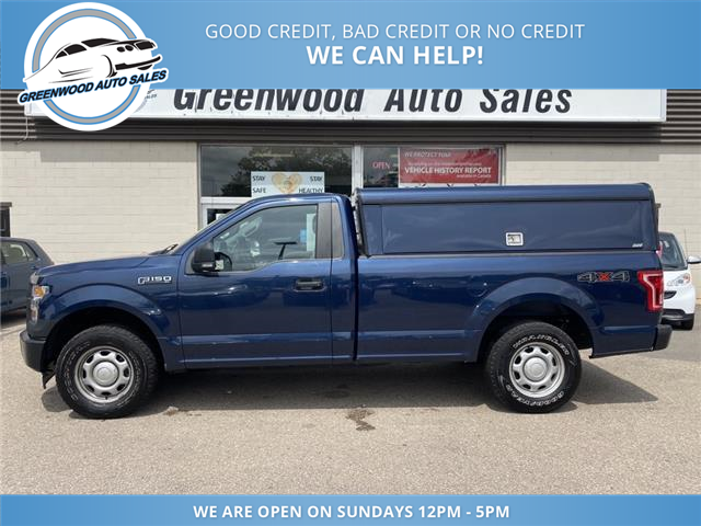 2017 Ford F-150 XL (Stk: 17-77468) in Greenwood - Image 1 of 25