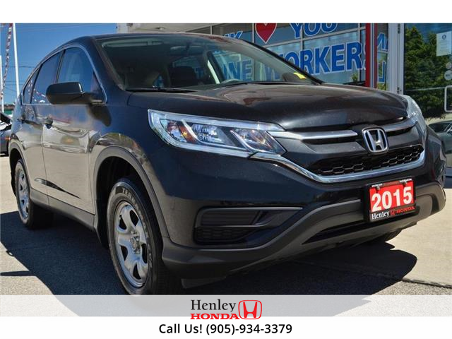 2015 Honda CR-V BLUETOOTH | HEATED SEATS | BACK UP (Stk: R9777) in St. Catharines - Image 1 of 18