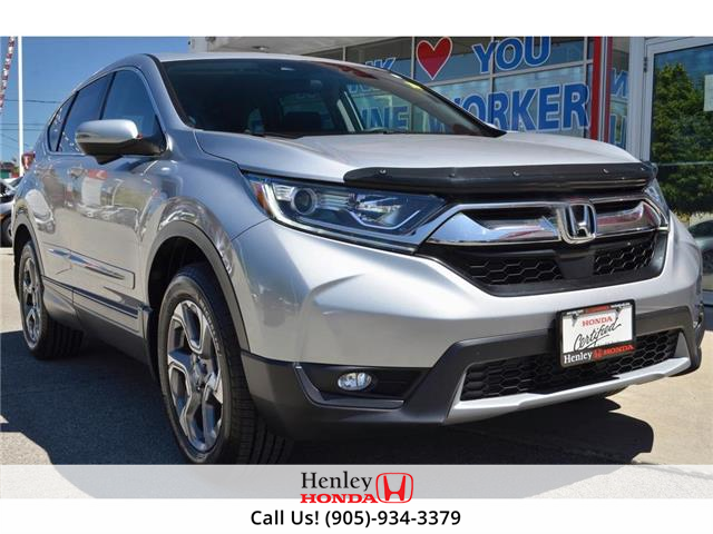 2017 Honda CR-V AWD 5dr EX (Stk: R9788) in St. Catharines - Image 1 of 27