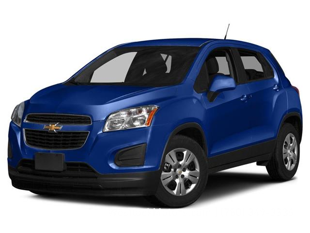 2015 Chevrolet Trax LTZ (Stk: 19T302A) in Westlock - Image 1 of 10