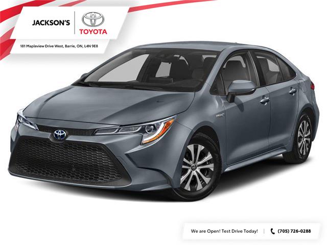 2021 Toyota Corolla Hybrid Base w/Li Battery (Stk: 11840) in Barrie - Image 1 of 9