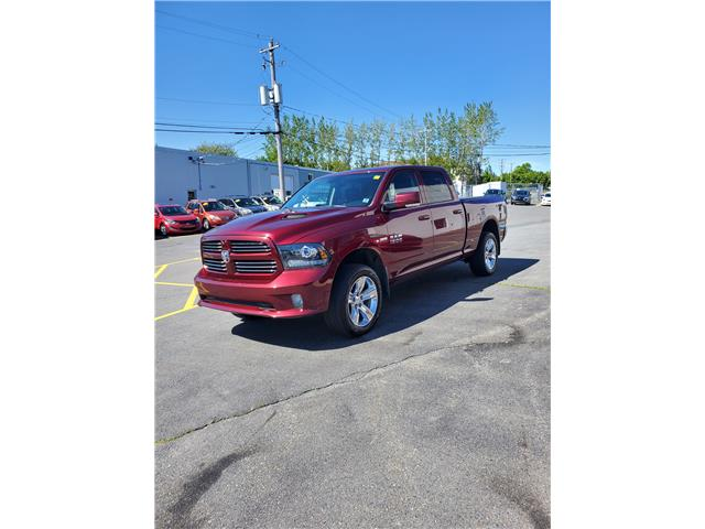 2017 RAM 1500 Sport Crew Cab LWB 4WD (Stk: p20-103) in Dartmouth - Image 1 of 16