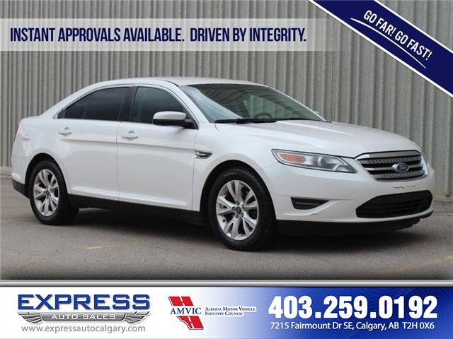 2012 Ford Taurus SEL (Stk: P15-1298A) in Calgary - Image 1 of 15