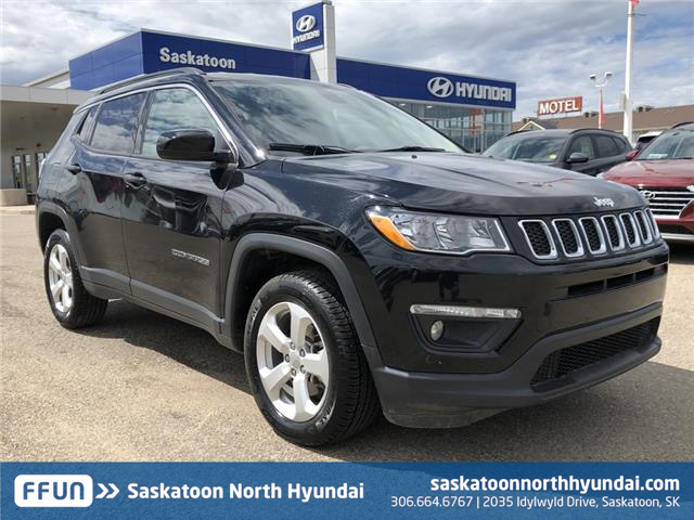 2018 Jeep Compass North (Stk: B7601) in Saskatoon - Image 1 of 12