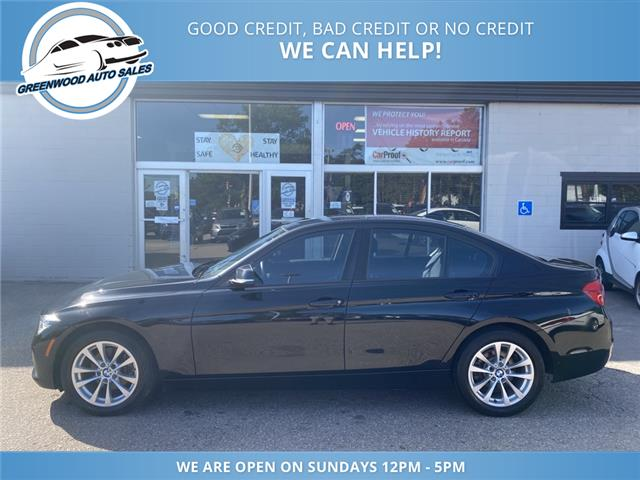 2017 BMW 320i xDrive (Stk: 17-23061) in Greenwood - Image 1 of 26