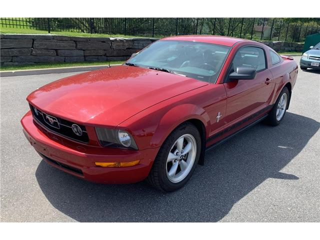 2008 Ford Mustang V6 Deluxe Coupe (Stk: p20-139) in Dartmouth - Image 1 of 3