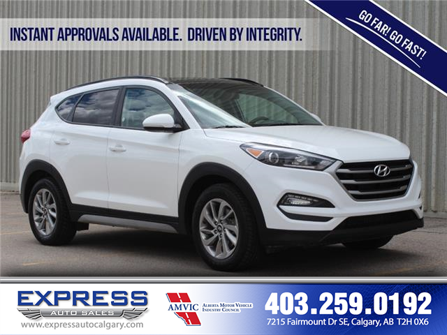 2018 Hyundai Tucson SE 2.0L (Stk: P15-1318A) in Calgary - Image 1 of 22