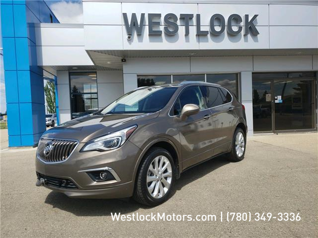 2017 Buick Envision Premium I (Stk: 20T118B) in Westlock - Image 1 of 16
