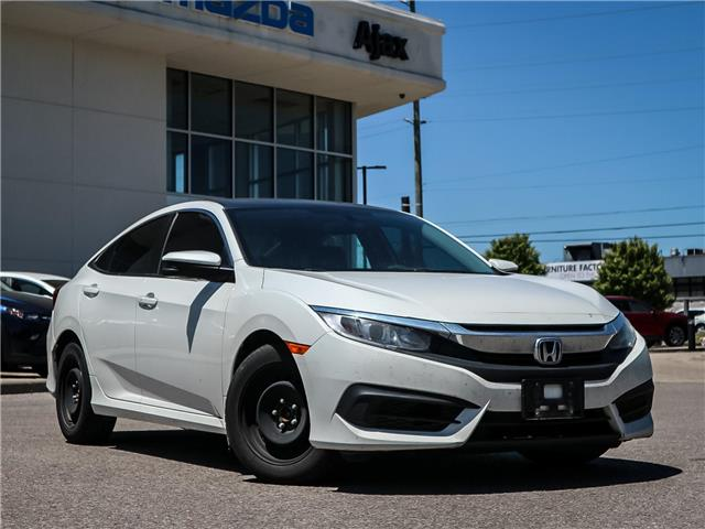 2016 Honda Civic EX (Stk: 20-1001A) in Ajax - Image 1 of 4