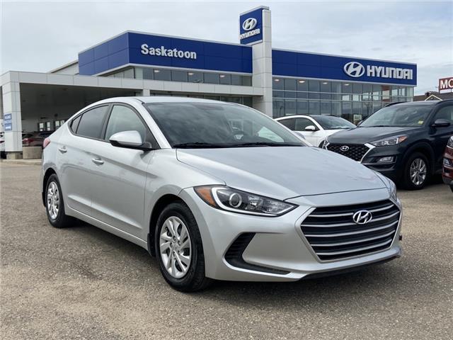2017 Hyundai Elantra LE (Stk: B7596) in Saskatoon - Image 1 of 12