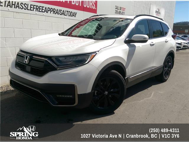 2020 Honda CR-V Black Edition (Stk: H22961) in North Cranbrook - Image 1 of 1