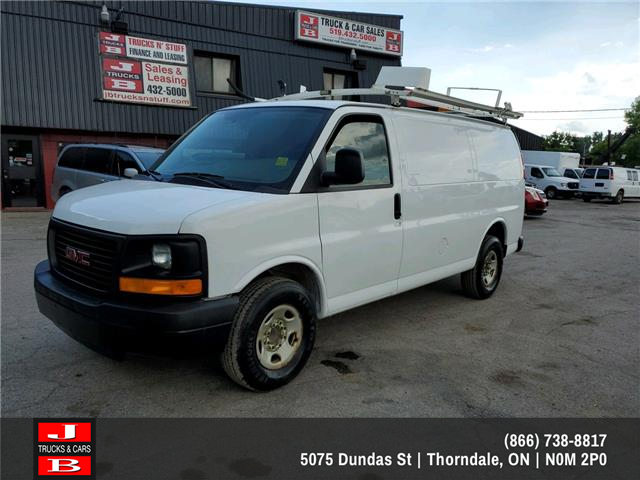 2013 GMC Savana 2500 Standard (Stk: 6030) in Thordale - Image 1 of 6