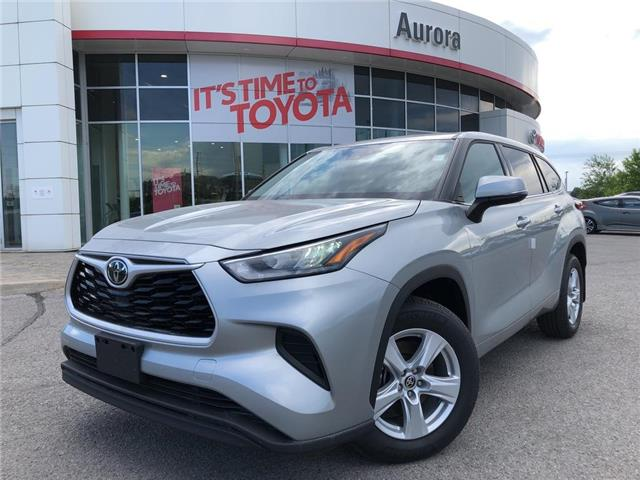 2020 Toyota Highlander LE (Stk: 31611) in Aurora - Image 1 of 15