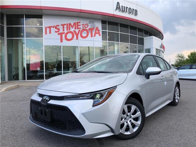 2020 Toyota Corolla  (Stk: 31732) in Aurora - Image 1 of 15