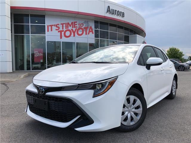 2020 Toyota Corolla Hatchback  (Stk: 31845) in Aurora - Image 1 of 15
