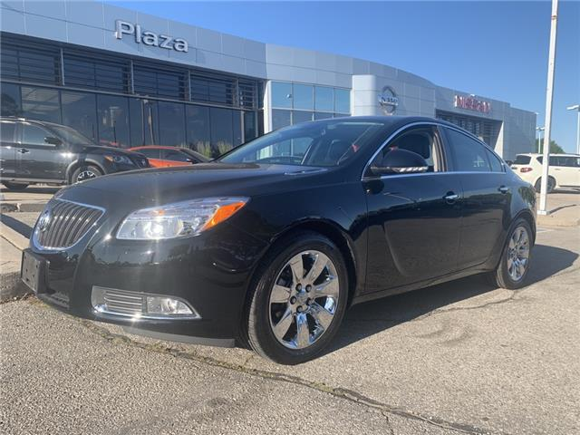 2012 Buick Regal Turbo (Stk: T8790A) in Hamilton - Image 1 of 17