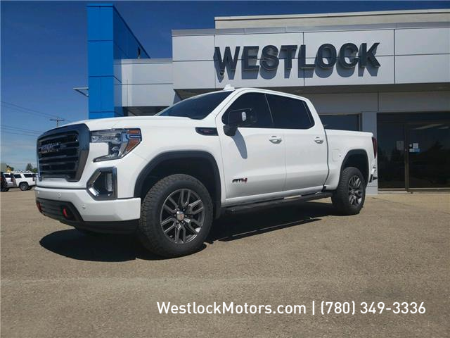 2020 GMC Sierra 1500 AT4 (Stk: 20T129) in Westlock - Image 1 of 21