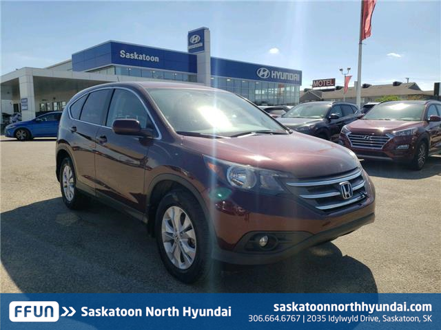 2013 Honda CR-V EX-L (Stk: WB7607) in Saskatoon - Image 1 of 14