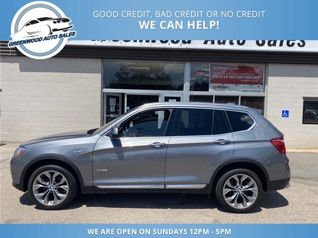 2016 BMW X3 xDrive28i (Stk: 16-89560) in Greenwood - Image 1 of 26
