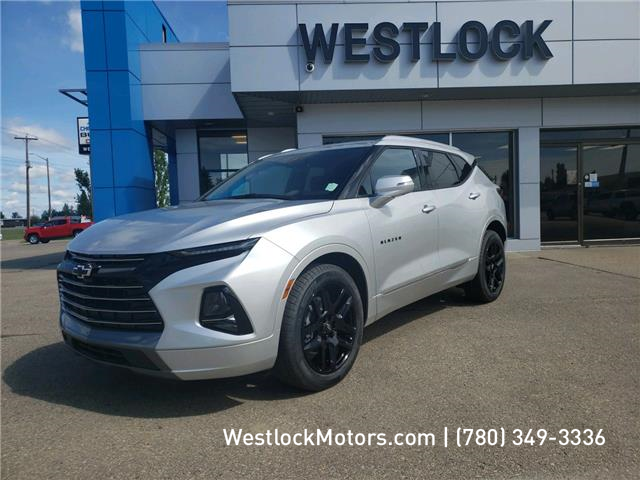 2020 Chevrolet Blazer Premier (Stk: 20T111) in Westlock - Image 1 of 20