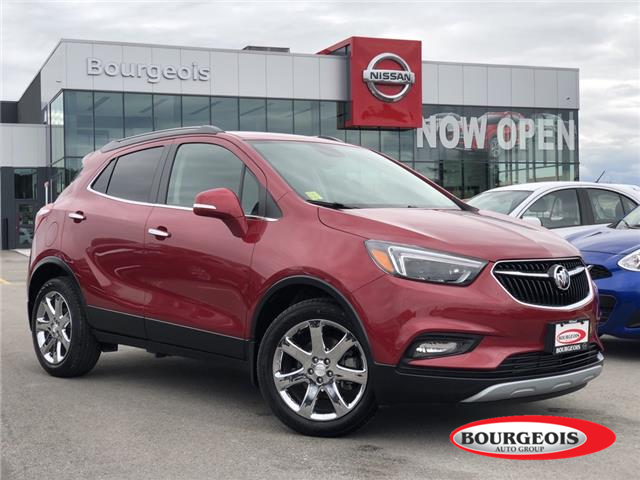 2017 Buick Encore Essence (Stk: 20QA23A) in Midland - Image 1 of 16