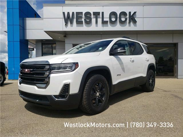 2020 GMC Acadia AT4 (Stk: 20T135) in Westlock - Image 1 of 18
