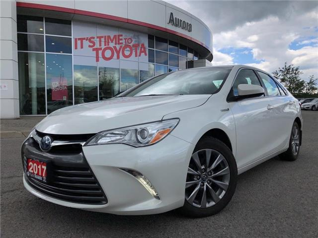 2017 Toyota Camry Hybrid XLE (Stk: 317562) in Aurora - Image 1 of 24