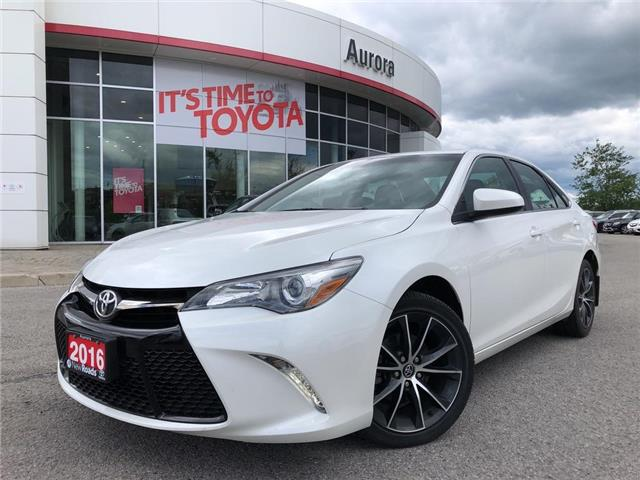 2016 Toyota Camry XSE (Stk: 6709) in Aurora - Image 1 of 23