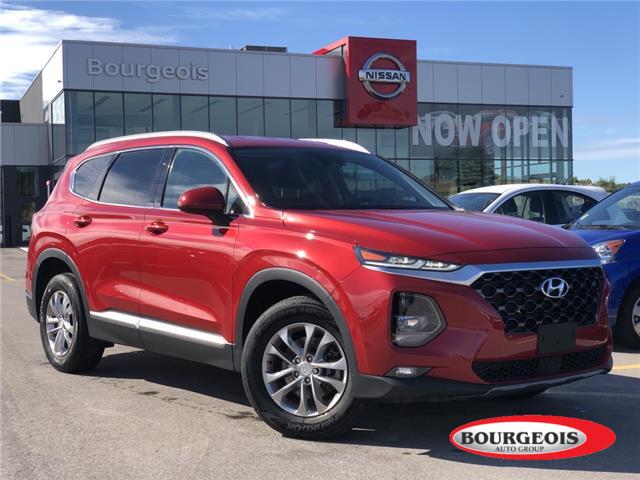 2019 Hyundai Santa Fe ESSENTIAL (Stk: R00083) in Midland - Image 1 of 15