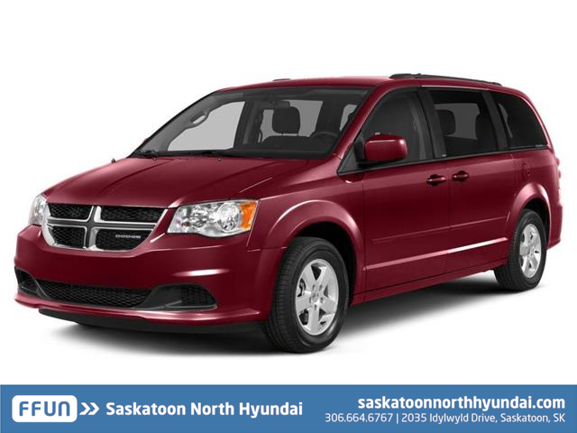 2015 Dodge Grand Caravan SE/SXT (Stk: 40248A) in Saskatoon - Image 1 of 9