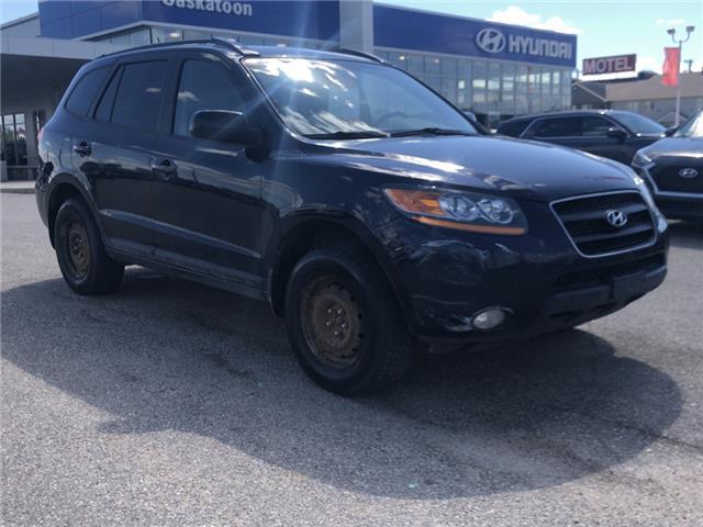 2009 Hyundai Santa Fe GL (Stk: W) in Saskatoon - Image 1 of 8