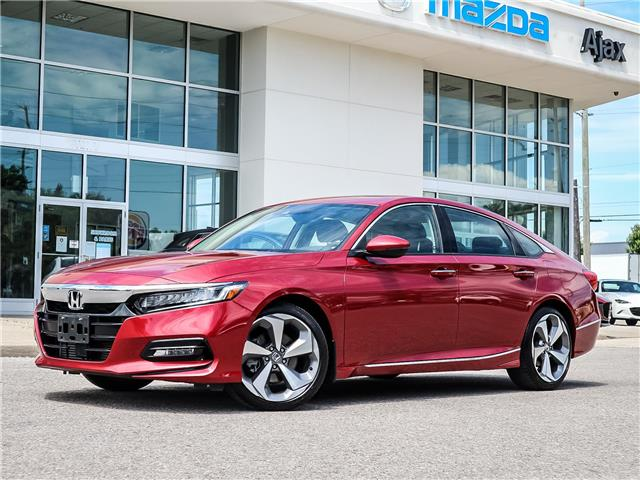 2018 Honda Accord Touring (Stk: 19-1431A) in Ajax - Image 1 of 27