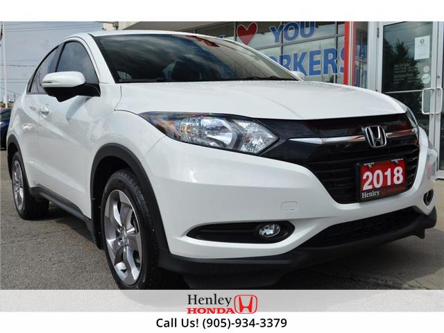 2018 Honda HR-V SUNROOF | HEATED SEATS | BLUETOOTH | BACK UP (Stk: R9807) in St. Catharines - Image 1 of 27