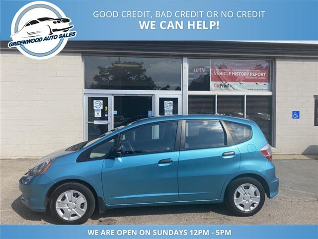 2013 Honda Fit DX-A (Stk: 13-10642) in Greenwood - Image 1 of 25