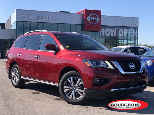 2019 Nissan Pathfinder SV Tech (Stk: R00073) in Midland - Image 1 of 19
