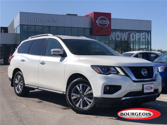 2019 Nissan Pathfinder SV Tech (Stk: R00072) in Midland - Image 1 of 20