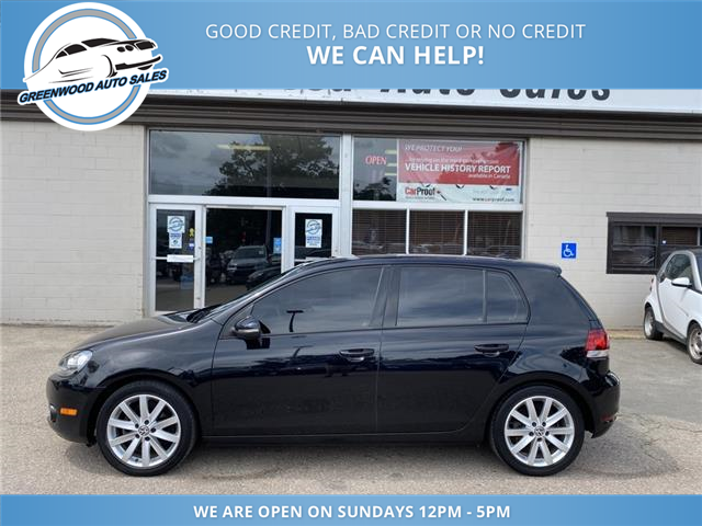 2013 Volkswagen Golf 2.5L Highline (Stk: 13-61055) in Greenwood - Image 1 of 25